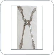 Vintage Sugar Tongs